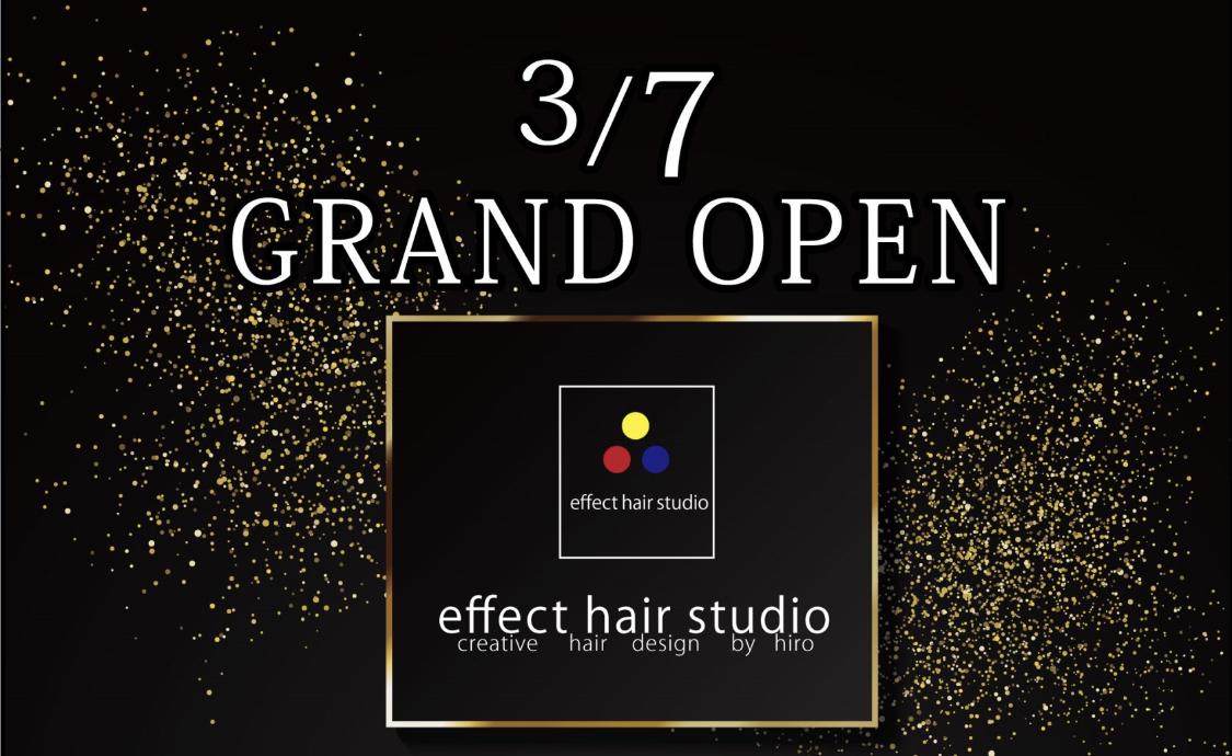 effect hair studio hiromichi masuda
